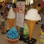 Ice Cream And Desserts Fair @ Eastwood Mall